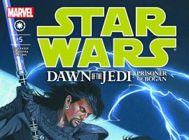 Star Wars: Dawn Of The Jedi - Prisoner Of Bogan (2012) #5