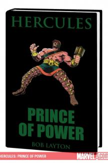 Hercules: Prince of Power (Hardcover)