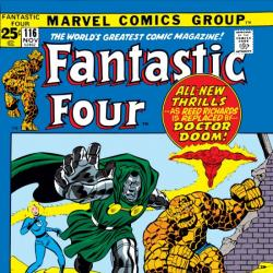 Best of the Fantastic Four Vol. 1 (2005)