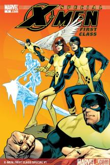 X-Men: First Class Special (2007) #1