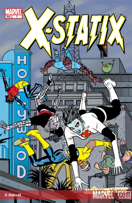 X-Statix (2002) #7