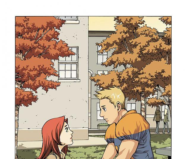 Spider-Man Loves Mary Jane (2005) #19