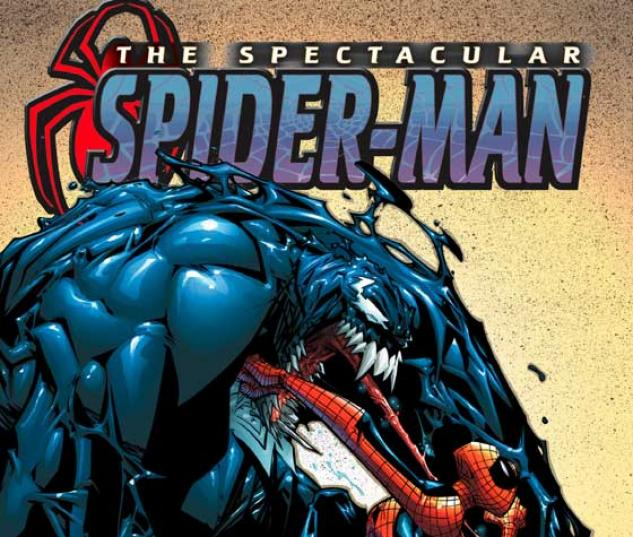 SPECTACULAR SPIDER-MAN (2003) #5 COVER