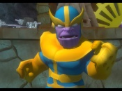 SHS: Infinity Gauntlet - Thanos Throwdown