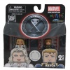 Emma Frost and Havok X-Men: First Class movie Minimates from Diamond Select Toys