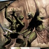 John Carter: World of Mars #1 preview art by Luke Ross
