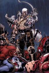 Avengers: X-Sanction #1 
