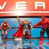 Hasbro Marvel Universe Iron Man, Thor, Red Hulk
