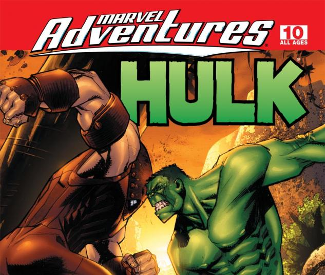 Marvel Adventures Hulk (2007) #10