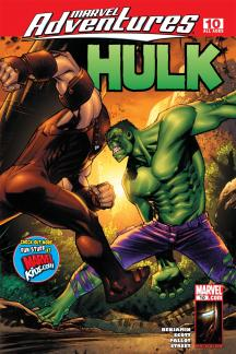Marvel Adventures Hulk #10