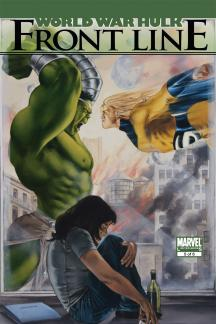 World War Hulk: Front Line (2007) #5