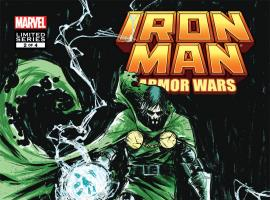 Iron Man Armor Wars (2009) #2
