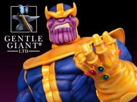 Gentle Giant Announces Thanos Mini Bust