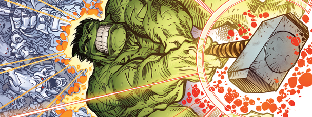 Indestructible Hulk NOW!: SMASH