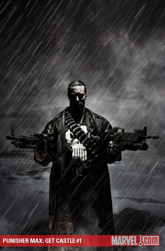 Punisher Max: Get Castle (2010) #1