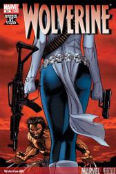 Wolverine #64 
