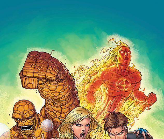 MARVEL ADVENTURES FANTASTIC FOUR #48