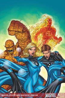 Marvel Adventures Fantastic Four (2005) #48