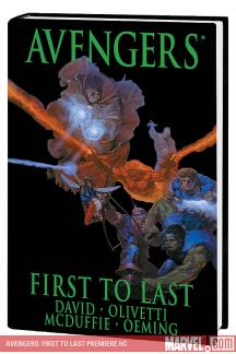 Avengers: First to Last Premiere (Hardcover)