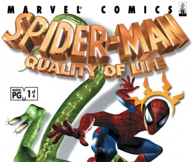 Spider-Man: Quality of Life #1