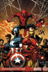 Avengers/Invaders #1  (FINCH VARIANT)