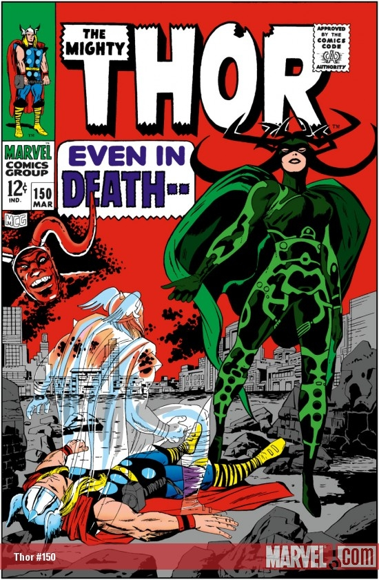 Thor #150