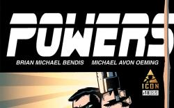 POWERS (2008) #18 COVER