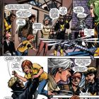 X-MEN FOREVER GIANT-SIZE #1 preview art by Mike Grell