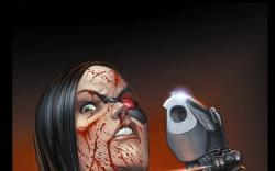 X-FORCE #17 (BLOODY VARIANT)