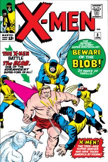 Uncanny X-Men (1963) #3
