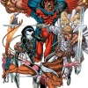 X-Force art by Rob Liefeld