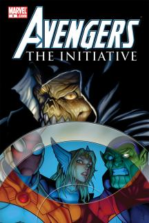 Avengers: The Initiative #9