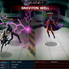 Cyclops and Storm vs. Magneto screen shot from Marvel: Avengers Alliance