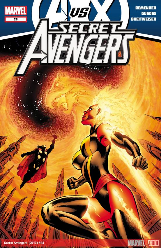 Secret Avengers #28 cover art by Alan Davis