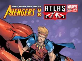 Avengers Vs. Atlas (2010) #4