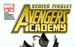 AVENGERS ACADEMY 39