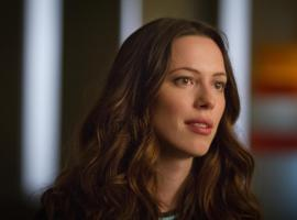 Rebecca Hall stars as Dr. Maya Hansen in Marvel's Iron Man 3