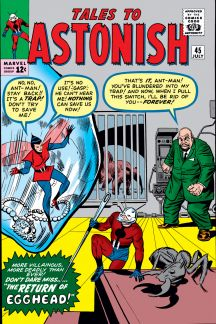 Tales to Astonish (1959) #45