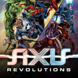 Axis: Revolutions (2014)