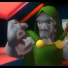 Screenshot of Doctor Doom from Marvel Super Hero Squad: The Infinity Gauntlet