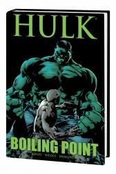 Hulk: Boiling Point Premiere HC (Hardcover)