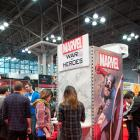 NYCC 2012: Marvel Booth