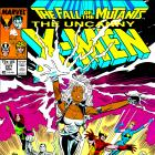 Uncanny X-Men (1963) #227 Cover