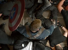Five Best Fights In Captain America: The Winter Soldier