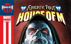 Fantastic Four: House of M #2