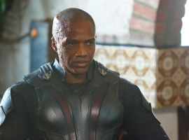 J. August Richards stars as Deathlok in Marvel's Agents of S.H.I.E.L.D. - The Frenemy of My Enemy