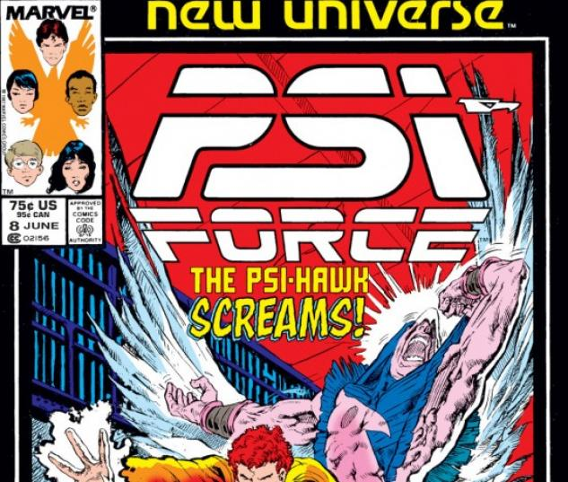 Psi-Force #8