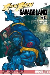 X-Treme X-Men: The Savage Land #2