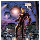 Iron Man & Nova Clash Over The Initiative In Nova #2