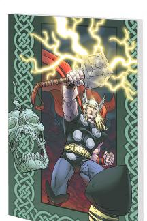 Thor: Blood Oath (Hardcover)